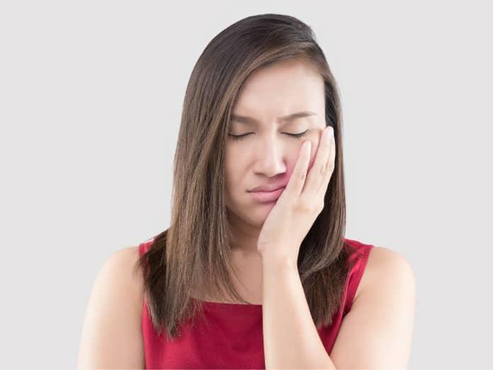 diş çekimi sonrası şişlik