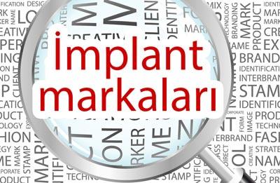 implant markaları