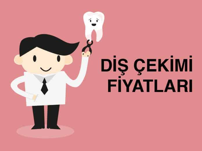 diş çekimi fiyatları ücretleri