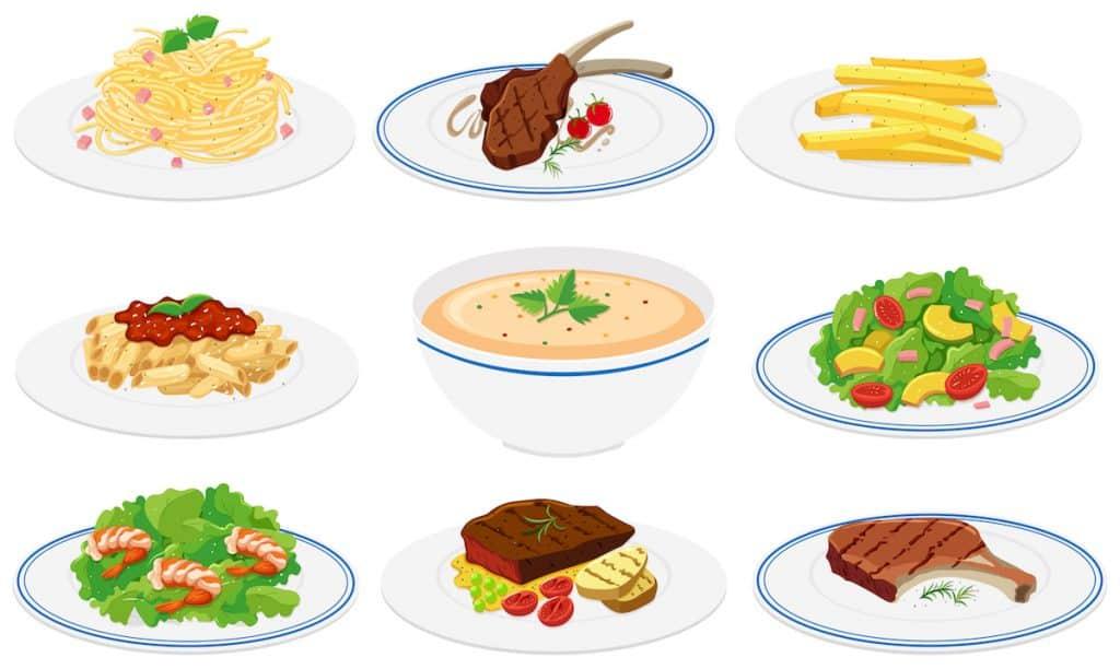 Diş teli takanlar için yemek listesi önerileri