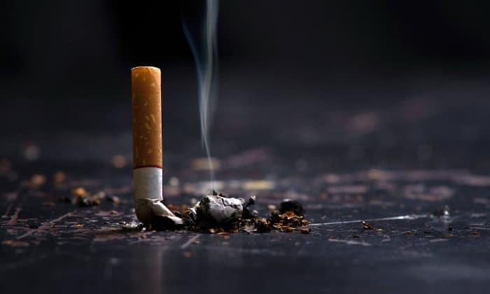 implant ve sigara